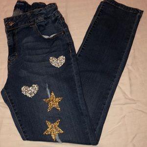 Arizona Jean Co. Skinny Jeans - 14 1/2 Plys